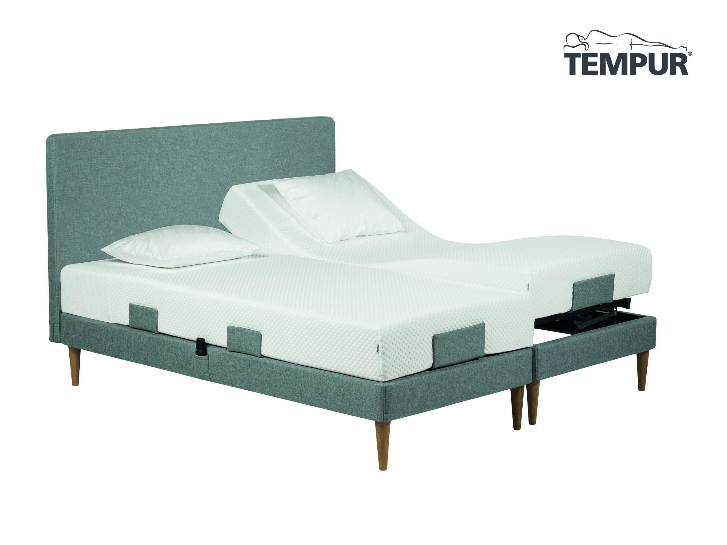 tempur move 180x200 cm inkl 21 cm tempurmadras danbo. Black Bedroom Furniture Sets. Home Design Ideas